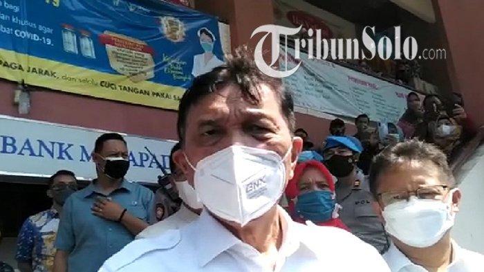 Ditanya Polemik Ganti Cat Pesawat Presiden RI di Tengah Pendemi, Menko Luhut : Saya Tidak Tahu!
