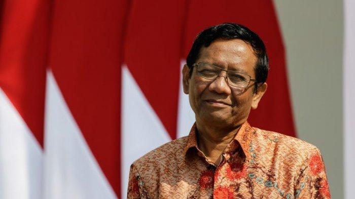 Cerita Mahfud MD Koordinir Para Menteri Melayat Ibu Jokowi ke Solo, Ternyata Dilarang Berangkat