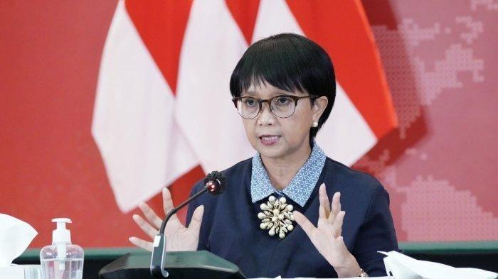 Momen saat Menlu Retno Tagih China Agar Tepat Waktu Kirimkan Vaksin Covid-19 ke Indonesia