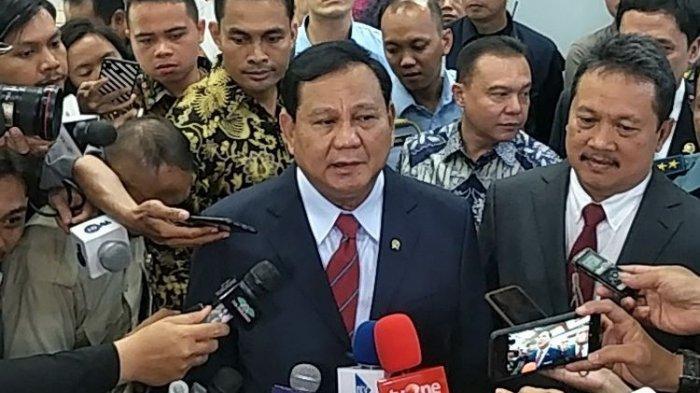 Survei Lembaga Ini Sebut Prabowo Menteri Terpopuler dan Kinerja Terbaik, Kalahkan Sri Mulyani