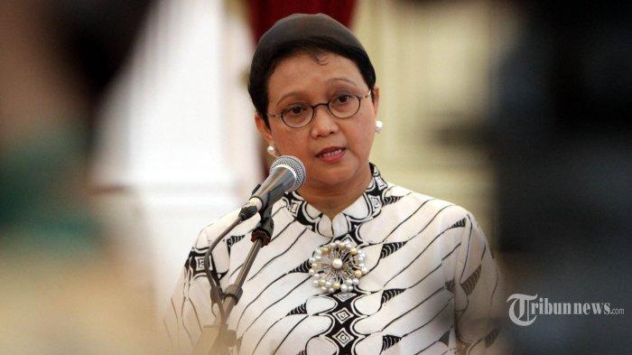 Menteri Retno Janjikan Berikan 'Update' Perkembangan WNI yang Disandera ke Keluarga