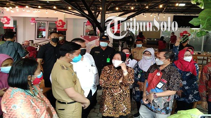 Tegas! Mensos Risma Minta BNI, Buka Puluhan Penerima PKH di Solo Raya yang Kena Blokir