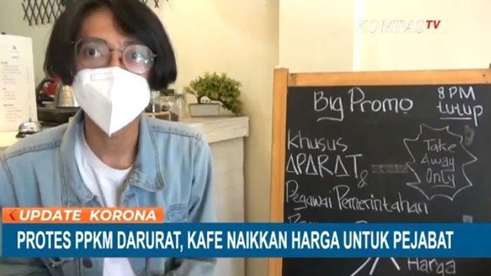 Viral Kafe Naikkan Harga 3 Kali Lipat Bagi Aparat dan Pejabat, Si Pemilik Ungkap Alasan di Baliknya