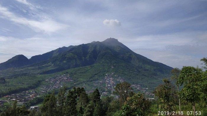 Gunung Merapi Sudah Tak Keluarkan Guguran Awan Panas, BPBD Boyolali Pastikan Aktivitas Warga Normal