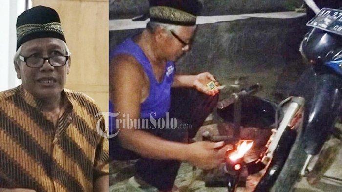 Ini Pak Tono,Tukang Tambal Ban Asal Boyolali yang 2 Tahun Batal Berangkat Haji, Akui Tetap Bersyukur