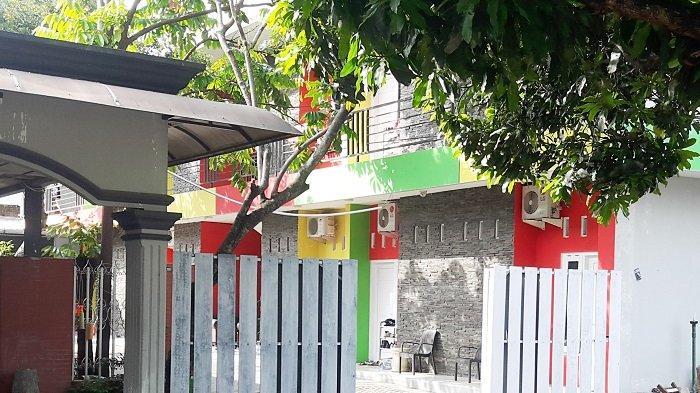 Mess Persis di Jalan Kebangkitan Nasional 5, Sriwedari, Kecamatan Laweyan, Solo terlihat sepi, Kamis (26/12/2019).