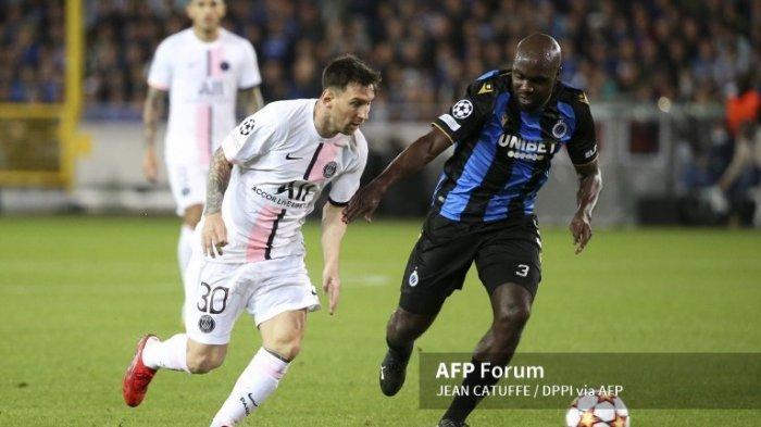 PSG Imbang Lawan Club Brugge, Michael Owen Sebut Lionel Messi Membuat Tim Lebih Lemah