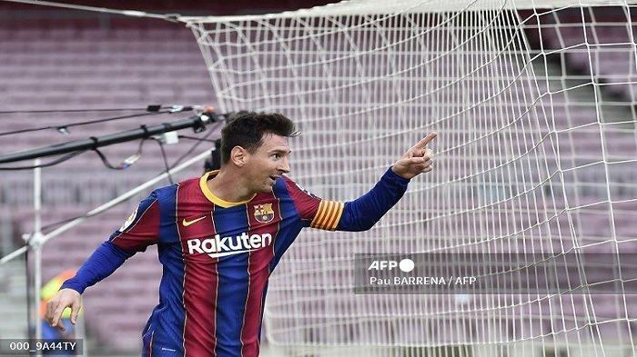 Kangen Messi, Ronald Koeman Kenang Kebiasaan La Pulga Saat di Barcelona, Pernah Ngambek Seminggu