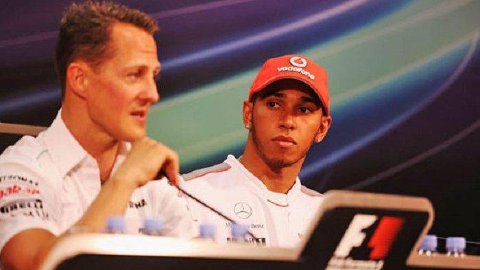 Lewis Hamilton Bakal Samai Rekor Legenda Formula 1 Michael Schumacher