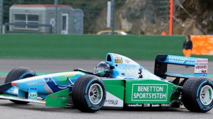 Punya Dendam di Masa Lalu, Damon Hill Maafkan Kesalahan Michael Schumacher