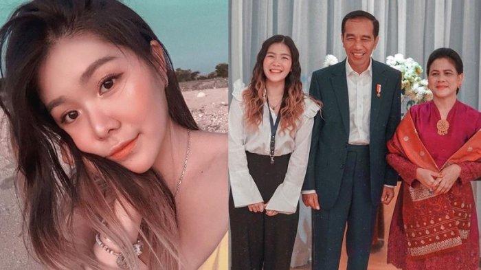 Michelle Hendra Ungkap Pengalaman Bertemu Jokowi & Iriana di Korea, Ini Ceritanya soal Super Junior
