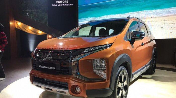 Nikmati Diskon Low SUV Akhir Tahun 2020: Mitsubishi Xpander Cross Rp 8 Juta, Honda BR-V Rp 20 Juta