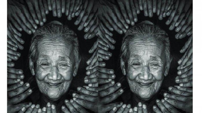 Viral Video Nenek Jago Jadi Foto Model, Ternyata Inilah Sosok dan Kisah di Baliknya