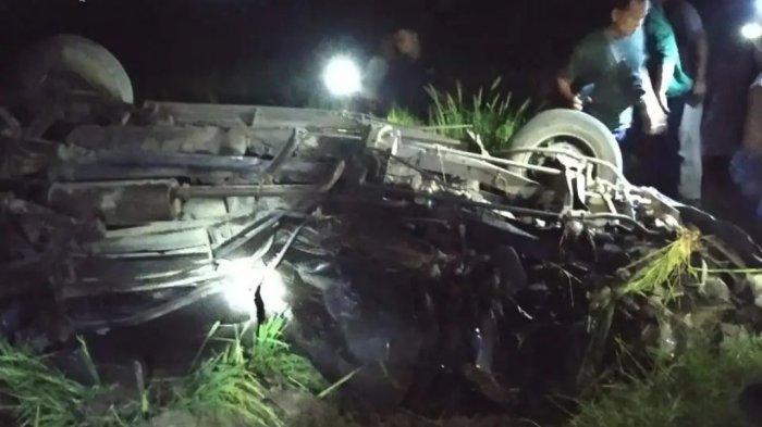 Fakta Petaka KA Gajayana di Sragen, Saksi : Mobil Menyeberang & Tertabrak, Lalu Ada yang Berteriak