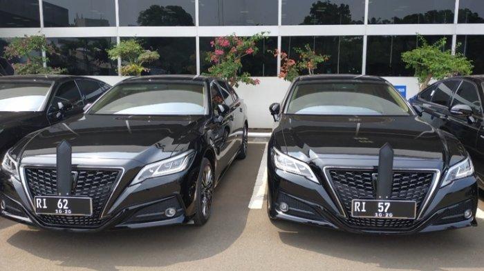 101 Mobil Toyota Crown Baru Tiba di Indonesia, Ternyata Tak Hanya untuk Menteri