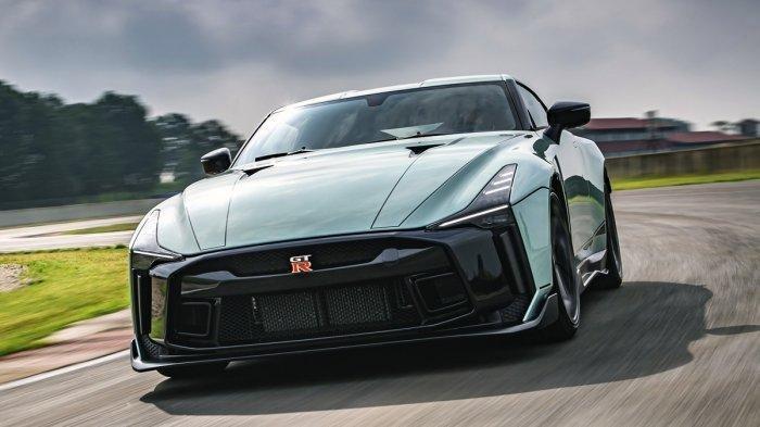 Harga Mobil Nissan GT-R 50 Terbaru Mei 2020, Pertama Dibanderol Mulai Rp 14,5 Miliar
