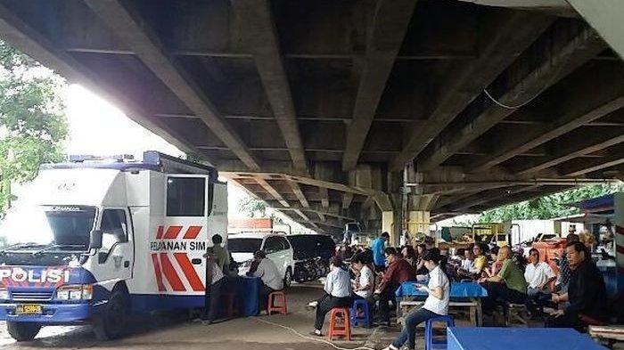 Jadwal SIM Keliling Kota Solo Jumat 13 Desember 2019, Simak Biaya dan Syarat Perpanjang SIM