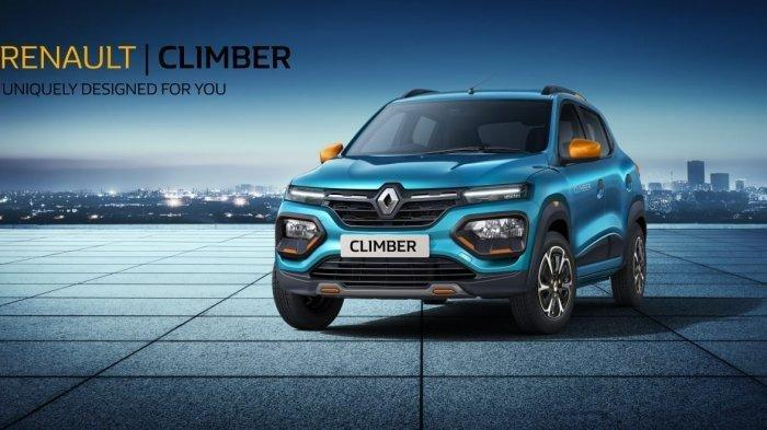Harga Mobil Renault Climber Terbaru Mei 2020, Mulai Rp 149 Jutaan dengan Design yang Attractive