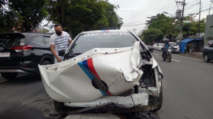 Kronologi Kecelakaan Beruntun di Banjarsari Solo, Ada Mobil Mau Putar Balik