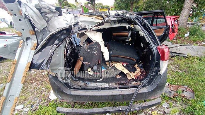 Niat Hati Ingin Pulang ke Jogja, Tapi di Tol Solo-Semarang Kecelakaan, 2 Orang di Mobil Meninggal