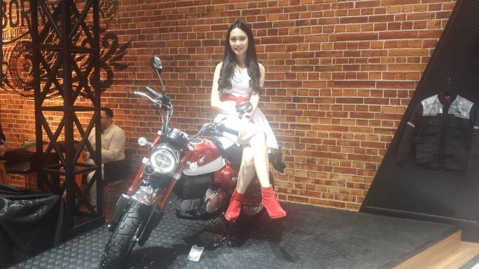 Motor Ikonik Honda Monkey Resmi Dipasarkan di Indonesia, Ini Harganya