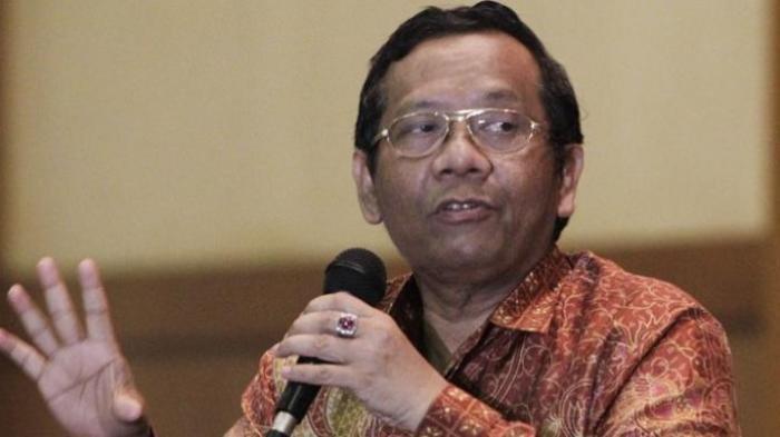 Mahfud MD Menolak saat Ditawari Jadi Ketum PPP Gantikan Romahurmuziy