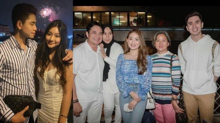 Athalla Pamer Cewek Baru di Ultah Kakak, Verrell Bramasta Pertemukan Ayah dengan Natasha Wilona