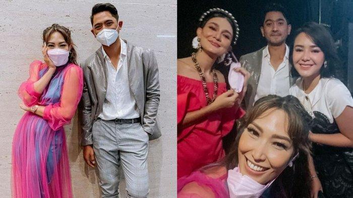 Fans Berat Aldebaran, Ayu Dewi Heboh saat Syuting Gara-gara Postingannya Dikomen Arya Saloka
