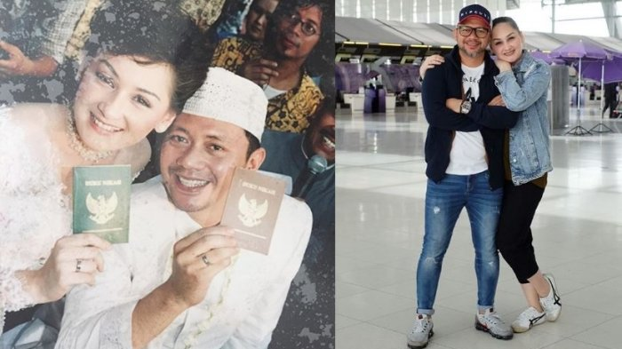 Anniversary Pernikahan ke-19, Mona Ratuliu Tulis Pesan Menyentuh untuk Indra Brasco