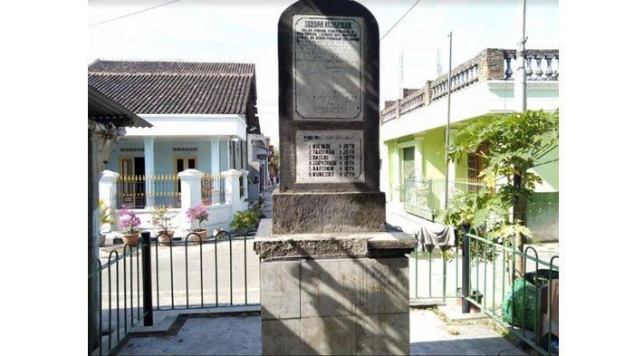 Monumen Tentara Pelajar Sanggarahan Sukoharjo : Kisah Gugurnya 6 Tentara Pelajar di Kebun Tebu