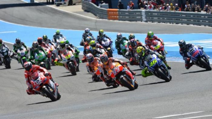 Jadwal MotoGP Spanyol 2016