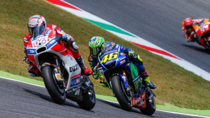 Jadwal dan Link Live Streaming Trans7 MotoGP Inggris di Sirkuit Silverstone Akhir Pekan Ini