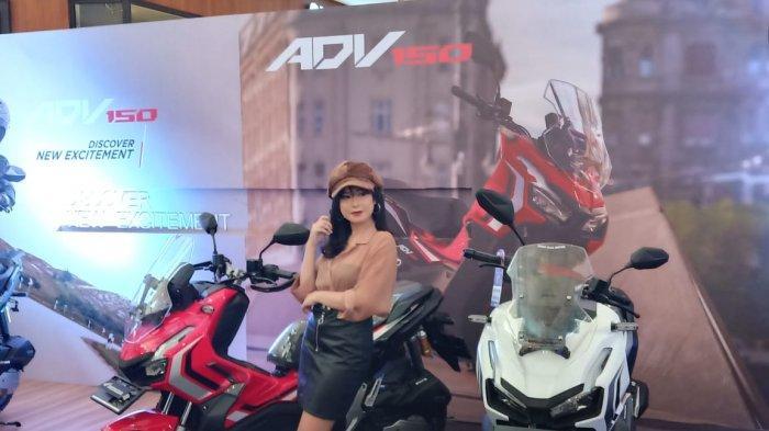 Astra Jateng Pamerkan Honda ADV 150 Di The Park Mall, Berikut List Harganya