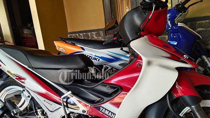 Fantastis! Yamaha & Suzuki 2-Tak Ini Dihargai Ratusan Juta Rupiah, Kolektor Berdatangan ke Sukoharjo