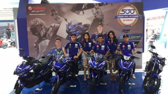 Kalau Rossi dan Vinales Jadi Juara Dunia, Penjualan Motor Yamaha di Indonesia Bakal Melesat