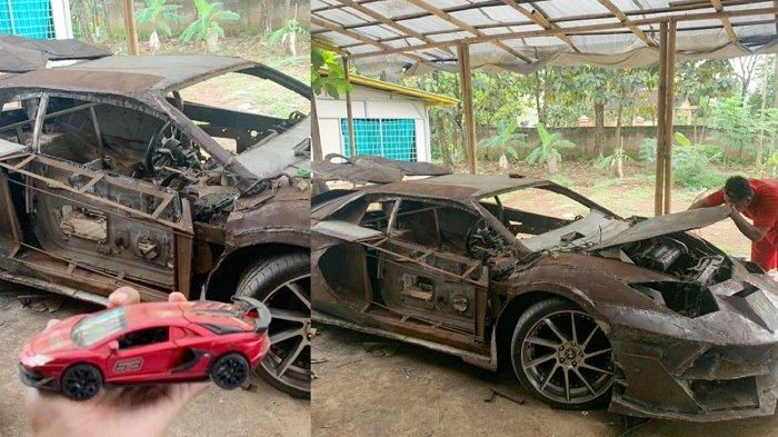 Cerita Hidup Arjo, Montir Polokarto Bikin Supercar 'Lamborghini' di Bengkel Sederhana & Dana Cekak
