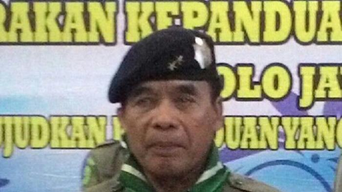 Mantan Danjen Kopassus, Muchdi PR, Pimpin Hizbul Wathan Periode 2016-2021