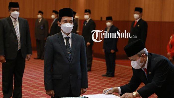 Mudhofir Kembali Jabat Rektor UIN Raden Mas Said Surakarta: Segera Buka Program Studi Baru
