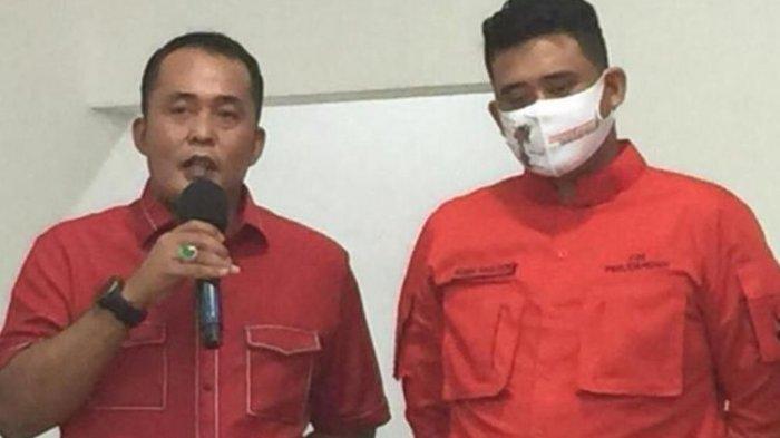 Sah, Bobby Nasution Menantu Presiden Pimpin Kota Medan, Siap Ikuti Jejak Jokowi Bangun Infrastruktur