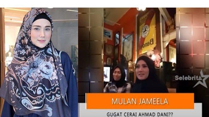 Setelah Dituding Rebut Kursi Orang di DPR RI, Mulan Jameela Digosipkan Gugat Cerai Ahmad Dhani