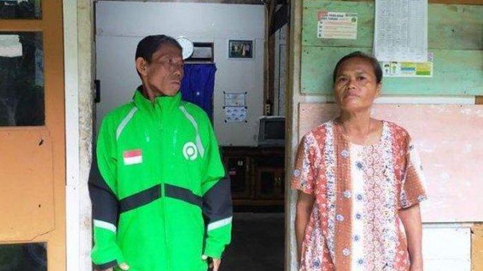 Fakta-fakta Ojol Tua Mulyono, BerhatiMulai Memaafkan,Kini Pelaku 'Dipenjara' di RS Rujukan Covid-19