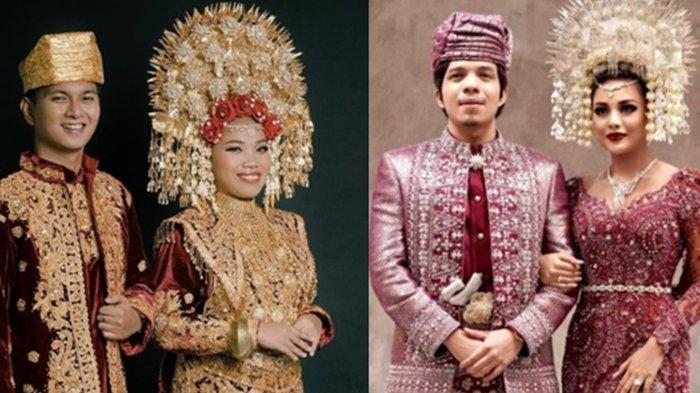 Mumuk Gomez dan Calon Suami Kesal Dituding Plagiat Atta-Aurel Gara-gara Prewedding Pakai Adat Minang