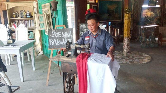 Susana Museum Jawi di Dukuh Jarak, Desa Tanjung, Kecamatan Nguter, Sukoharjo.