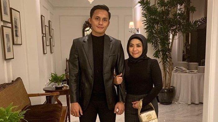 Muzdalifah dan sang suami, Fadel Islami