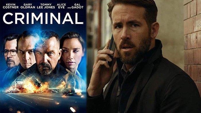 Sinopsis & Trailer Film Criminal : Tayang 29 Juli 2020 Pukul 21.30 WIB di Trans TV