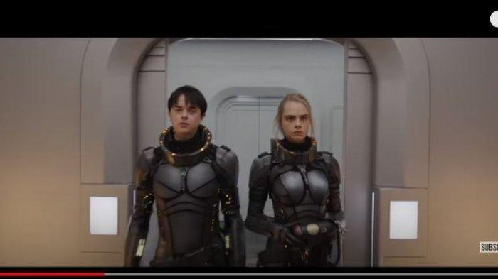 Sinopsis & Trailer Film Valerian and The City of a Thousand Planets Tayang Malam Ini di Trans TV