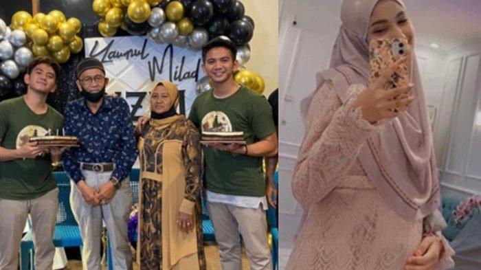Rizki DAcademy Rayakan Ultah ke-24 Tanpa Istri,Nadya Mustika yang Hamil 7 Bulan Kini Rilis Lagu Baru