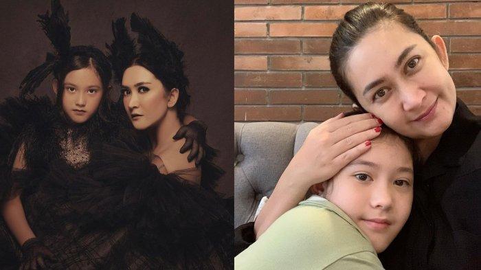 Cerita Nafa Urbach Makin Bangga Putrinya Makin Religius, Jelang Natal Mikhayla Lee Minta Dibaptis