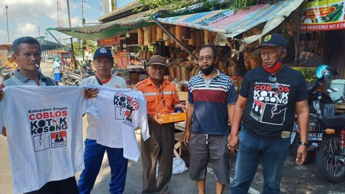 Ada Gerakan Coblos Kotak Kosong di Sragen, Pengamat UNS : Boleh Jadi Kritik Ditujukan untuk Petahana
