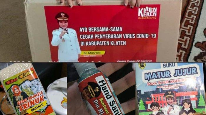 Seusai Tagar #BupatiKlatenMemalukan Trending, Warganet Ramai Sebut Klaten 'Kota Seribu Foto Bupati'
